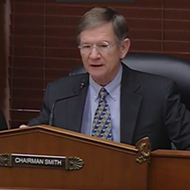 "Lamar Smith Wants to ""Make the EPA Great Again"" ... With Baseless Accusations"