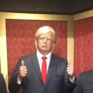 Tussaud's Trump, Hammon Mural: The top 10 headlines in San Antonio this week
