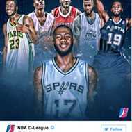 Young Constellation Dots All-Star Weekend for the Spurs