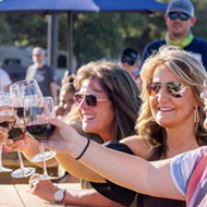 San Antonio-area waterpark to hold family-friendly outdoor wine walk and market