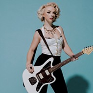 Blues guitar ace Samantha Fish will play a pair of San Antonio shows Thursday at Sam's
