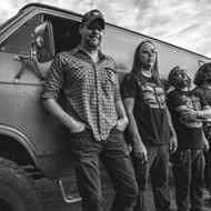 Riff wranglers Warlung and Bridge Farmers headed to San Antonio's Lonesome Rose on Saturday