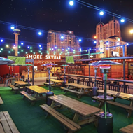Smoke BBQ + Skybar will bring rapper Nelly to San Antonio for its sixth anniversary