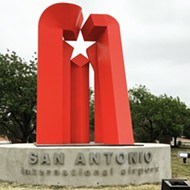 New sculpture by Mexican artist Sebastian installed at San Antonio International Airport