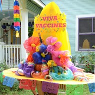 Block Party: Fiesta gets a new tradition with San Antonio's first-ever House Float Parade