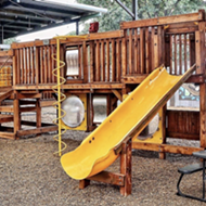 One of San Antonio's most family-friendly eateries has reopened its play area for kiddos