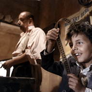 Outdoor screening of <i>Cinema Paradiso</i> at Weston Urban Park on Tuesday celebrates the love of film