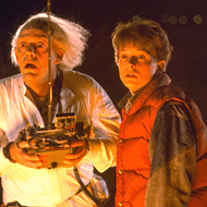 San Antonians can take a trip back in time with outdoor screening of <i>Back to the Future </i>at SAMA