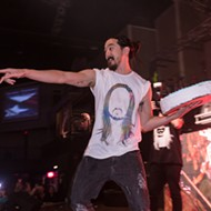 San Antonio live music fans can take in Steve Aoki's beats, stoner jams or smooth crooning this week