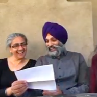 Student's video of parents reading her acceptance letter into San Antonio's Incarnate Word goes viral