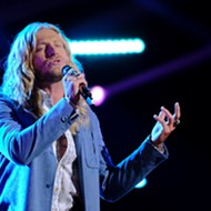 Jordan Matthew Young, finalist on <i>The Voice</i>, will perform Friday in San Antonio's St. Paul Square