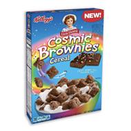 WTF Food News: Kellogg's has just released Little Debbie Cosmic Brownies Cereal