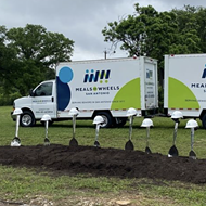 Meals on Wheels San Antonio breaks ground on $19 million distribution facility