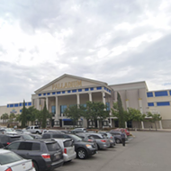 San Antonio police: woman stabbed while leaving Palladium movie house, suspect on the loose
