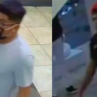 San Antonio police release video of persons of interest in Palladium movie theater stabbing