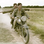 Take a ride into downtown San Antonio for a Tuesday screening of <i>The Motorcycle Diaries </i>