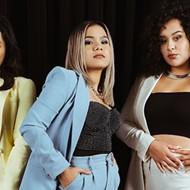Latin rock trio Tiarra Girls will play free show in San Antonio's St. Paul's Square on Saturday