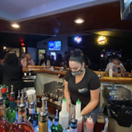 Lucky's Icehouse opens, bringing Northeast San Antonio a new patio drinking spot