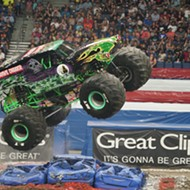 Start your engines, because Monster Jam is back in San Antonio this weekend