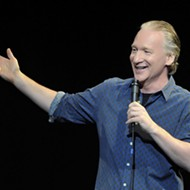 Comedian Bill Maher stops by San Antonio with one-night performance at Majestic Theatre