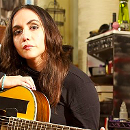 Nina Diaz of San Antonio's Girl in a Coma lends vocals to Elvis Costello's new <I>Spanish Model</I> LP