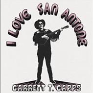 Alt-country singer Garrett T. Capps announces surprise new album<i> I Love San Antone</i>