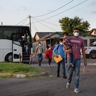 U.S. attorney general blasts Texas Gov. Greg Abbott's latest border directive and threatens a legal battle