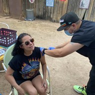 Here We Go Again: How bad is San Antonio's new wave of COVID infections? The choice is yours.
