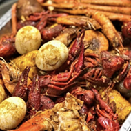 New seafood joint Mr. Crabby's now open in Northeast San Antonio