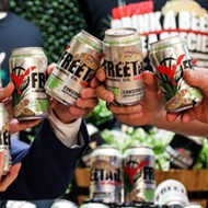 San Antonio's Freetail Brewing introduces Texas horny toad can as part of conservation program