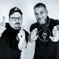 Pair of San Antonio chefs to open new restaurant, Gunslingers, at Los Patios September 1