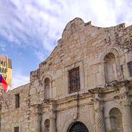 Massive LEGO Brick Battle of the Alamo exhibit opens this weekend at the San Antonio landmark