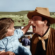 John Wayne's daughter Aissa gives insight into growing up with The Duke at the Briscoe this weekend