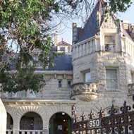 San Antonio's Lambermont Castle to host ghost-themed pop-up cocktail events in October