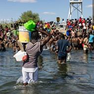 Thousands of Haitian migrants fleeing disaster and unrest seek asylum at Del Rio bridge