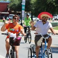 Síclovía will celebrate outdoor recreation in San Antonio on Sunday