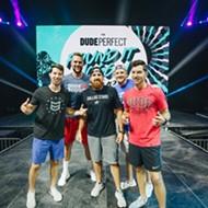 Dude Perfect brings YouTube antics to San Antonio's AT&T Center