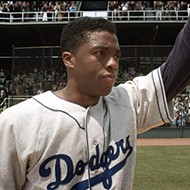 SAAACAM's Black History Film Series continues with free screening of baseball biopic <i>42</i>