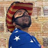 San Antonio artist Jose Villalobos debuts new performance as part of the Texas Biennial