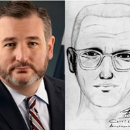 Ted Cruz Is Not the Zodiac Killer, Clayton Perry Votes No: The top 10 headlines in San Antonio this week