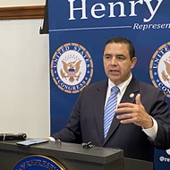 Homeland Security ending Trump-era border wall contracts in Texas on Friday, Rep. Cuellar says