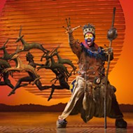 Disney hit <i>The Lion King</i> graces the stage of San Antonio's Majestic Theatre starting this week