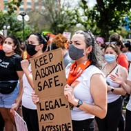 U.S. Supreme Court will hear cases against Texas abortion ban. Oral arguments to start Nov. 1