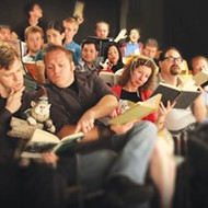 Forced to Move (Again), The Overtime Theater Perseveres