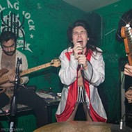 Meet Period Bomb, the Band that Throws Menstrual Blood on Crowds