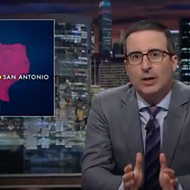 San Antonio Morning Show Host Called Out on 'Last Week Tonight'