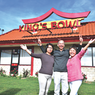 Fire, Theft Can't Keep Long-time Eatery King's Bowl Down