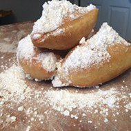 Beignets and Coffee Will Come Together at Estate this Weekend