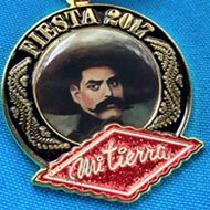 Here's How You Can Get Mi Tierra's 2017 Fiesta Medal