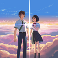 Stunning Visuals and Grown-up Themes in the Body-switching Anime Your Name